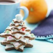 Christmas tree — Stock Photo #7618233