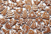 Various gingerbreads — Foto Stock
