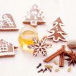Honey gingerbreads — Stock Photo #7818890
