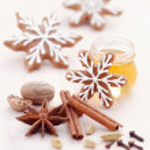Honey gingerbreads — Stock Photo