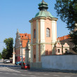 Stock Photo: Historical monastery in Sandomierz, Poland.