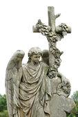 Estatua del ángel — Foto de Stock