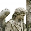 Angel statue — Stock Photo #7645427