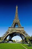 Eiffeltoren — Stockfoto