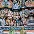 Hindu architecture — Stock Photo