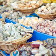 Stock Photo: Seashells For Sale