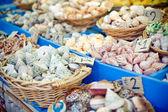 Seashells For Sale — Stock Photo