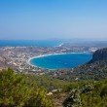 Kos Island, Greece — Stock Photo