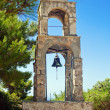 Bell Tower On Kos Island — Stock fotografie