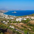 Kamari Bay Of Kos Island — Stock Photo