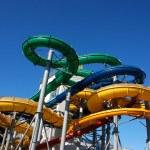 Aquapark — Stock Photo