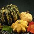 Yellow pumpkin — Stock Photo