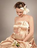 Pregnant female 2 — Stock Photo