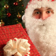 Santa Claus — Stock Photo #7500806