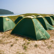 Tourist tent — Stock Photo #6755125