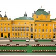 Croatian National Theater - Stock Photo
