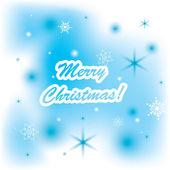 Vector christmas background - merry christmas — Stock Vector