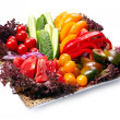Vegetables assortment — Stock Photo #7460586