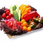 Vegetables assortment — Stock Photo #7460586