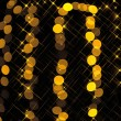 Gold spots bokeh background — Stock Photo #7824145