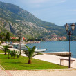 Stock Photo: Quay. Montenegro