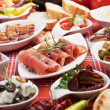 Постер, плакат: Appetizer food