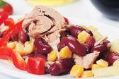 Mexican tuna salad — Stock Photo