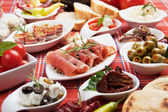 Appetizer food — Stock Photo