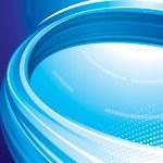 Blue Technology — Stock Vector