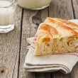 Bulgarian cheese pastry — Stock Photo