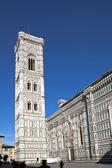 Włochy. we florencji. katedra santa maria del fiore — Zdjęcie stockowe