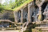 Bali. indonesia.temple-tumba de imperial family.gunung-kavi. — Foto de Stock