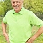 Successful senior man — Stock Photo #6787861