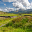 Beautiful landscape in Snowdonia, Wales — Stock Photo #6839685
