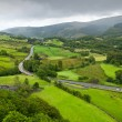 Stock Photo: Beautiful landscape in Snowdonia, Wales