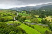 Beautiful landscape in Snowdonia, Wales — Stock Photo