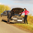 Broken car — Stock Photo #6967214