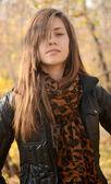 Herbst-porträt — Stockfoto