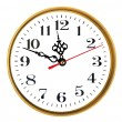 Clock face — Stock Photo #7293209