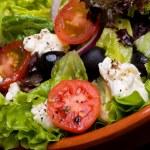 Greek salad — Stock Photo #6985761