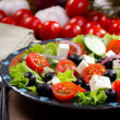 Greek salad — Stock Photo #7121741