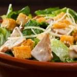 Caesar salad — Stock Photo #7577191