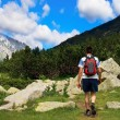 Stock Photo: Bulgarihiker