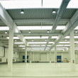Empty factory - Stock Photo