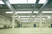 Empty factory — Stock Photo