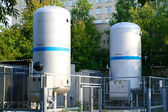 Sauerstofftank — Stockfoto