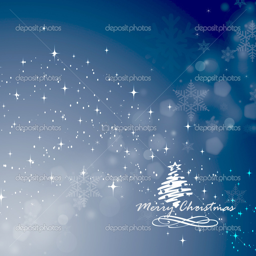 Christmas card background  Stock Photo #7599988