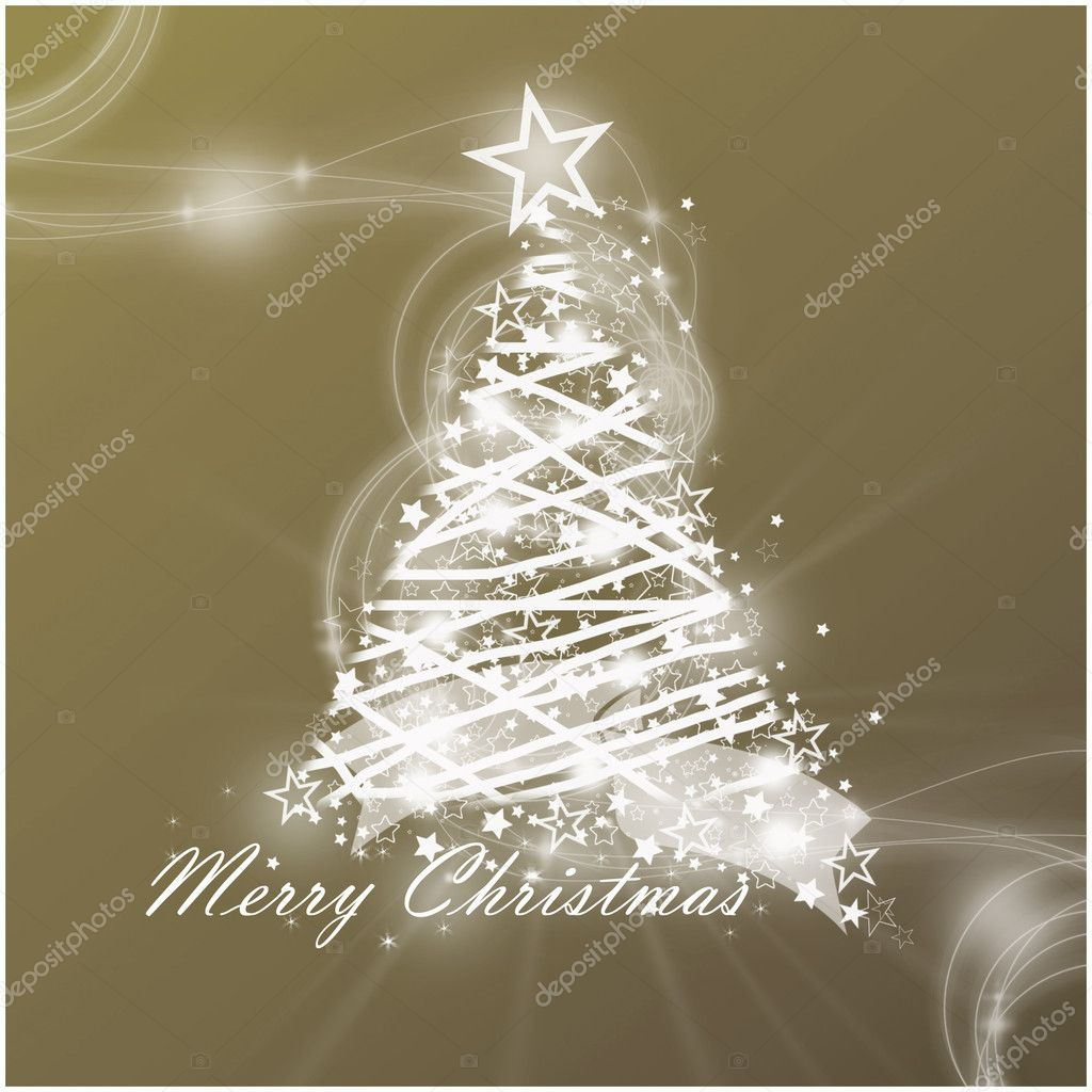 Christmas card background — Stock Photo #7600238