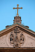 Cracow -St. Peter's and St. Paul's Church — Stock Photo