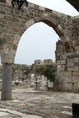 Fortress of the Knights of Saint John of Rhodes on Kos island, — Stock Photo